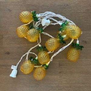 Other - Pineapple string lights